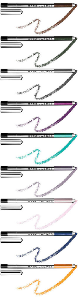 Highliner Gel Eye Crayon marc jacobs 2014