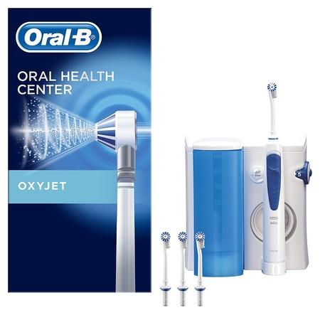 Por 49,90 euros tenemos este irrigador de limpieza bucal Oral-B a la venta en Amazon