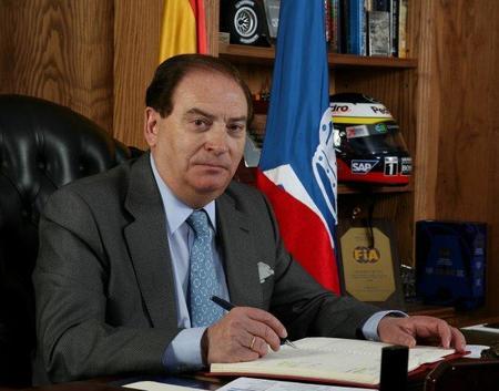Carlos Gracia defiende su reporte acerca de la situación en Bahréin