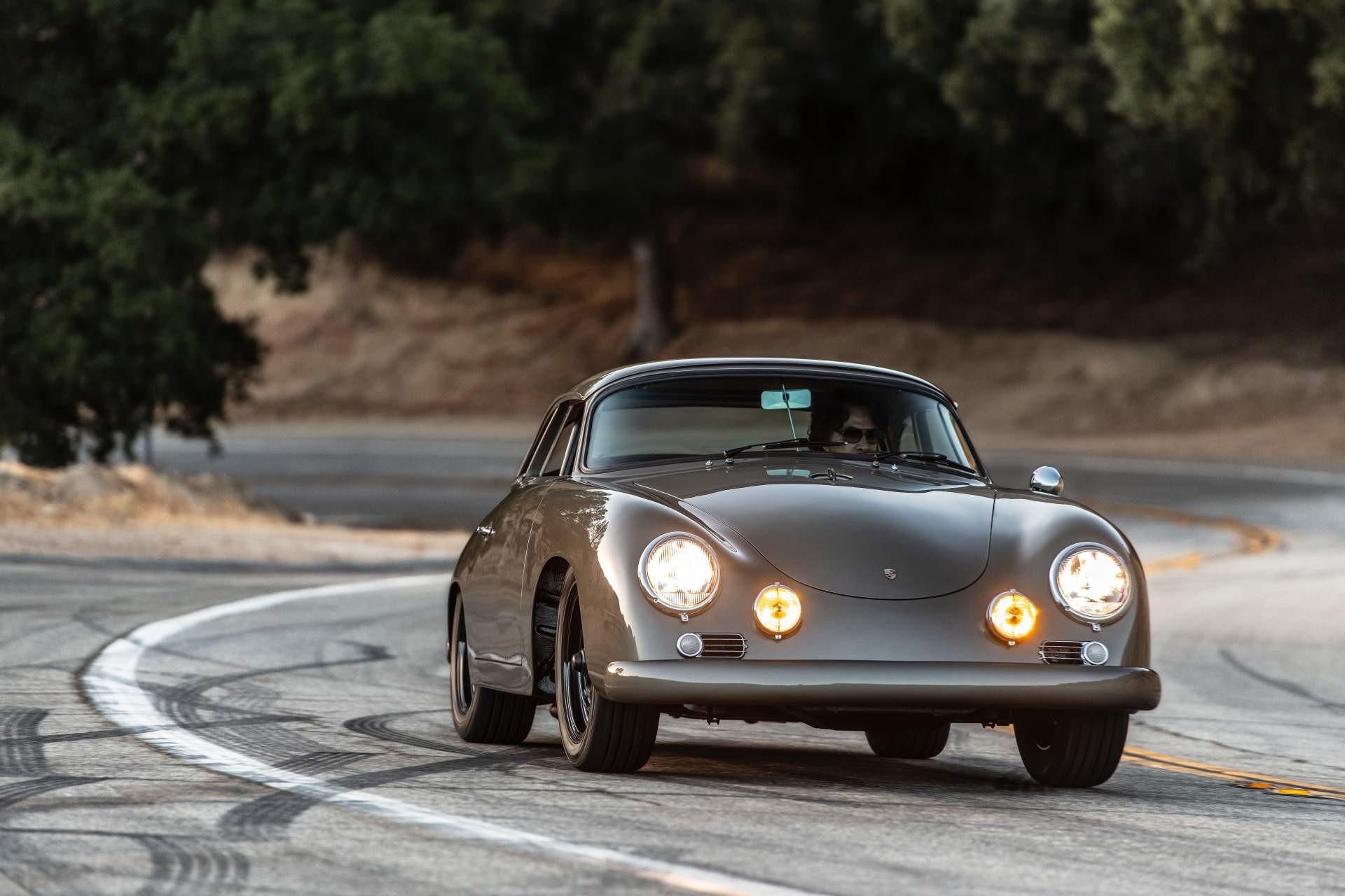 Foto de Emory Motorsports Porsche 356 restomod (12/46)