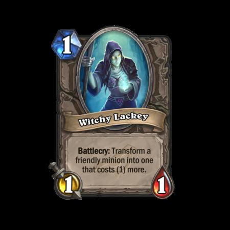 Witchylackey Enus