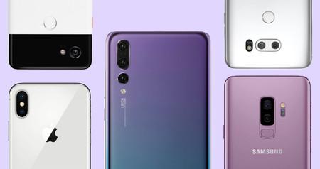 Huawei P20 Pro, comparativa: así queda la triple cámara frente al Galaxy S9+, Pixel 2 XL y los móviles con mejor fotografía