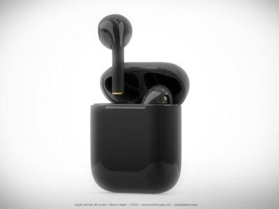 Avances de Apple en la carga inalámbrica, AirPods negros y el adiós al botón home en el iPhone 2017:Rumorsfera