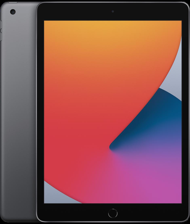 Apple Nuevo iPad (de 10.2 Pulgadas, con Wi-Fi y 32 GB) - Gris Espacial (Ultimo Modelo, 8.ª generación)