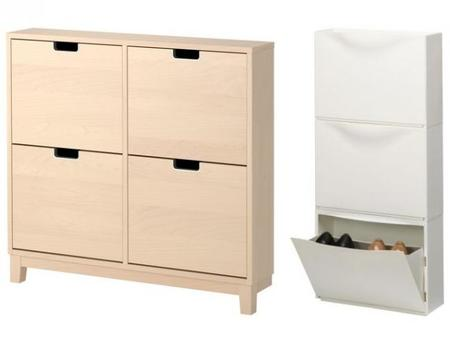 Creando el armario perfecto consejos para organizar tu - Ikea armario zapatero ...