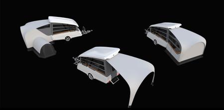 Carro-caravana TakeOff