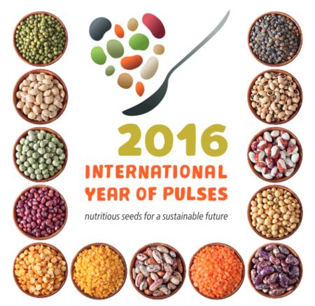 El 2016, Año Internacional de las Legumbres
