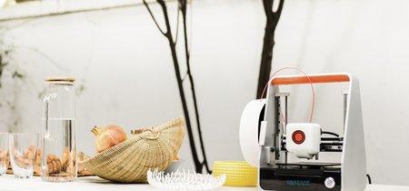 Migo es la impresora 3D perfecta si no tienes espacio en casa