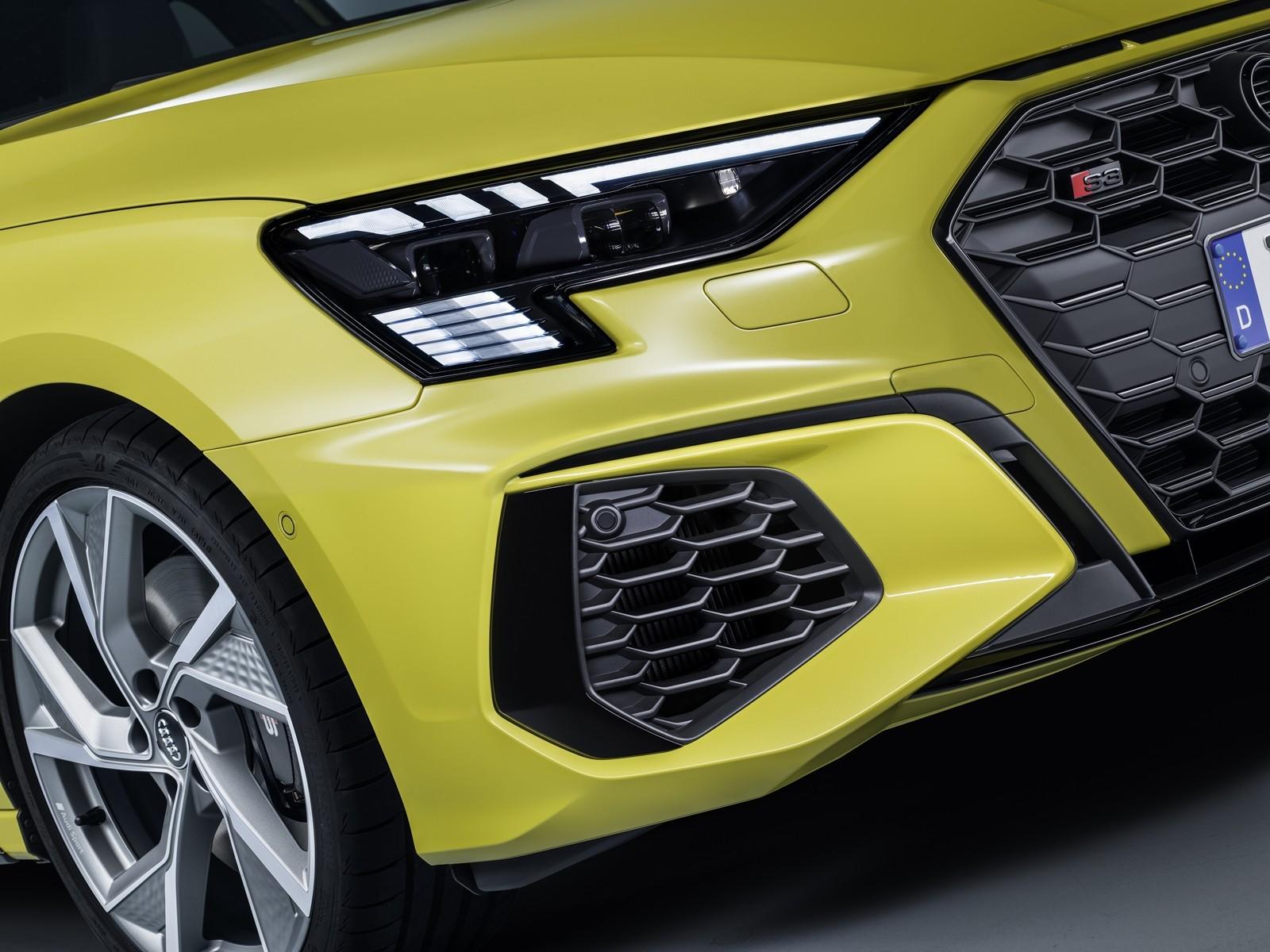 Foto de Audi S3 2020 (41/54)