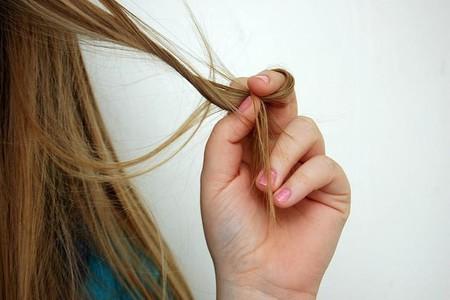 La caída de pelo después del parto