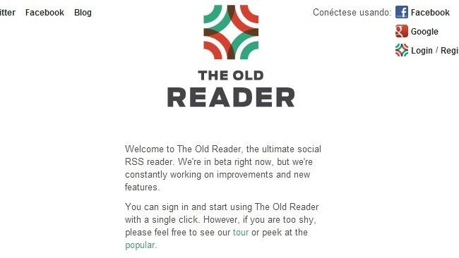 The Old Reader podría estar a punto de salvarse con un nuevo equipo tras él