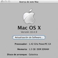Rumor: ¿Mac OS X 10.4.10?