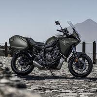 La Yamaha Tracer 7 GT recibe mejor equipamiento rutero y el motor Euro5 de 75 CV