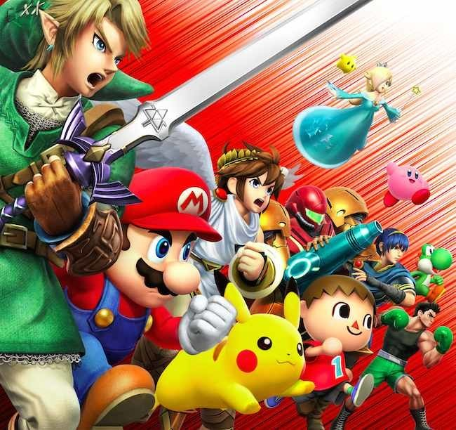 Super Smash Bros. for Nintendo 3DS: análisis