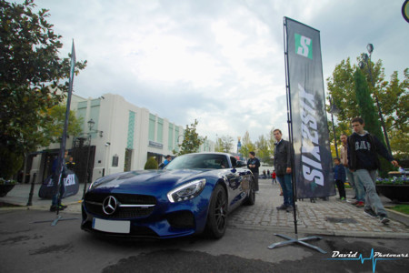Ven, te contamos el 6to6 Meeting Madrid al volante del Mercedes-AMG GT S