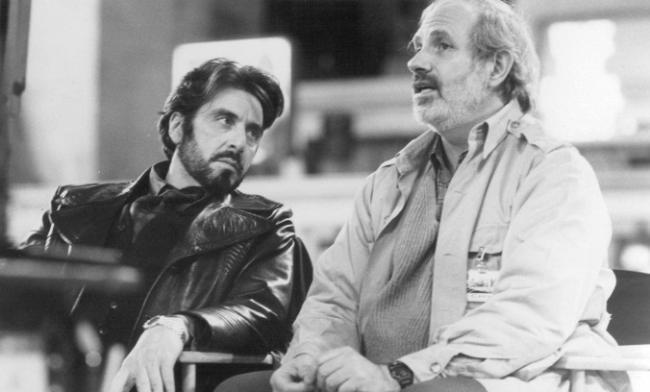 Al Pacino y Brian de Palma