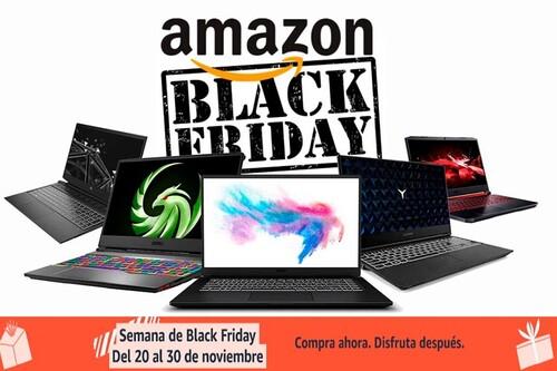 Black Friday 2020: las 36 mejores ofertas en portátiles Acer, ASUS, HP, Lenovo, LG o MSI en Amazon