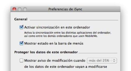 Desactiva los avisos de problemas en las sincronizaciones de iTunes