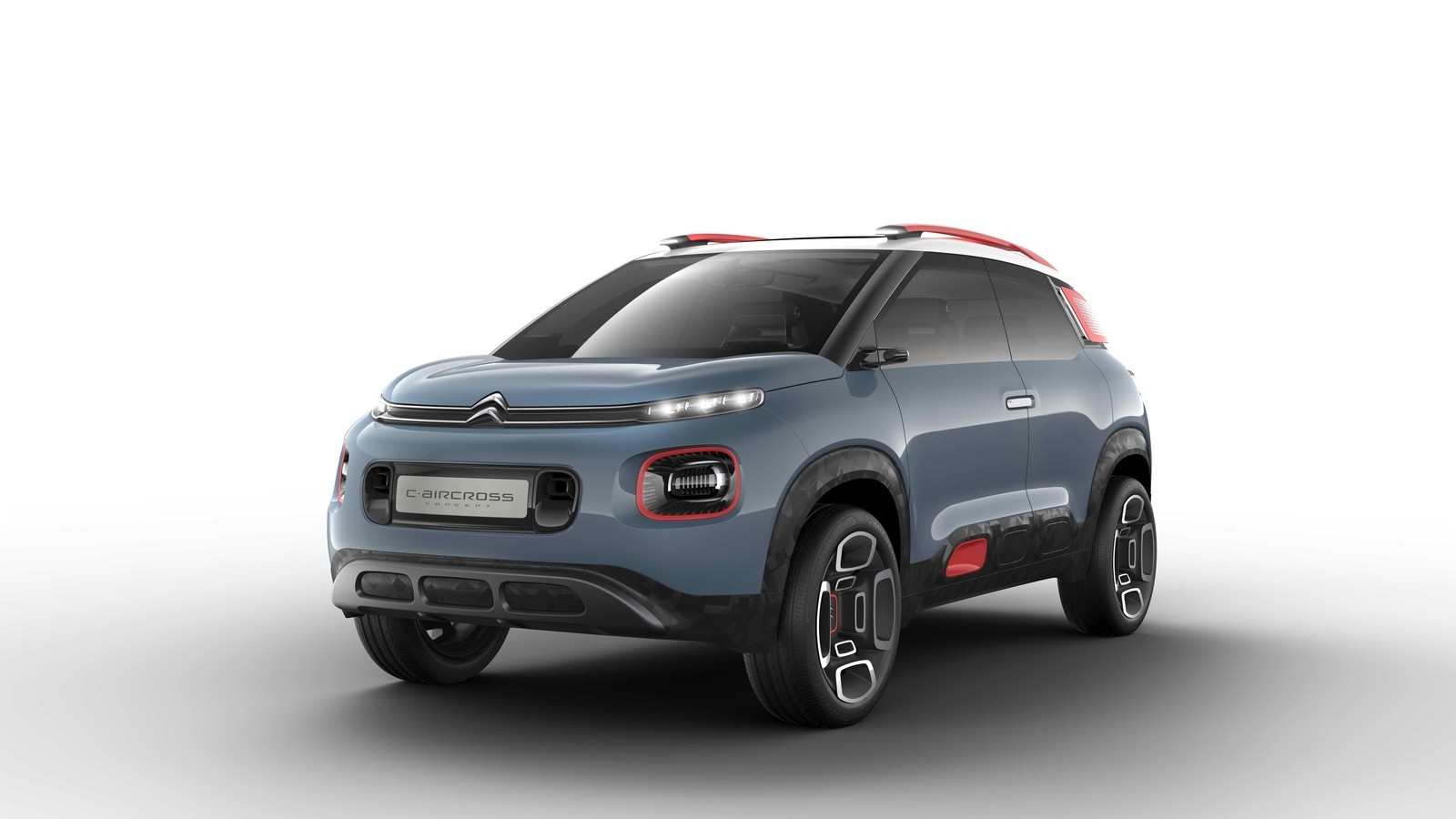 Foto de Citroën C-Aircross Concept (1/12)