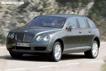 ¿Panamera o Bentley SUV? ¿En qué quedamos?