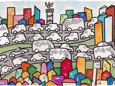 Pooly es una nueva plataforma de carpooling que ofrece transporte de EdoMex a Ciudad de México