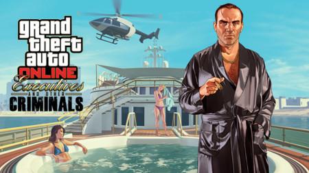 Sé alguien importante y mafioso con la nueva expansión de GTA Online