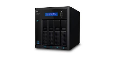 Western Digital My Cloud Pro Series PR4100, un NAS profesional con 4 bahías y 16 TB, hoy en Amazon por 829,99 euros