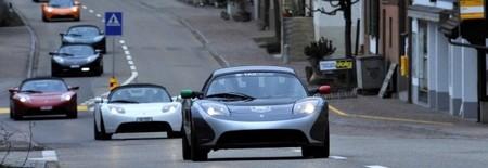 Modelos de Tesla en Suiza