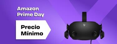 Las HP Reverb G2 son una ganga en el Prime Day: sumérgete en la realidad virtual a 449 euros, precio mínimo histórico