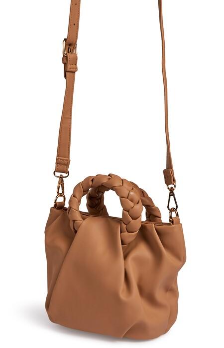 Primark 32581 Brown Handbag 8 10 12 Uk Roi Ib Frit Ne Usa Wk 27 Feede
