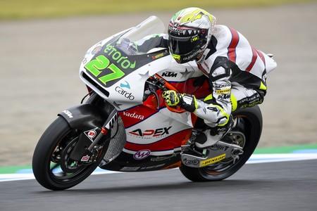 Lecuona Japon Moto2 2019 2