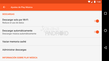 Play Music 7.0