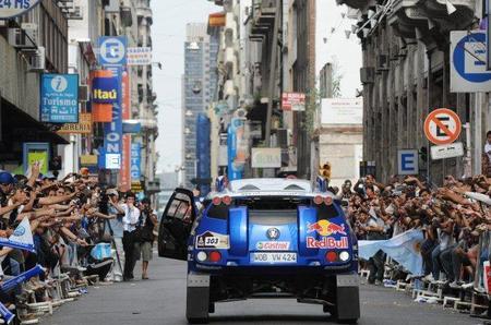 El Dakar podría comenzar en Brasil las próximas ediciones