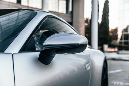 Porsche 911 Carrera S espejos retrovisores