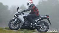 Honda CBR500R, prueba (conducción en ciudad y carretera)