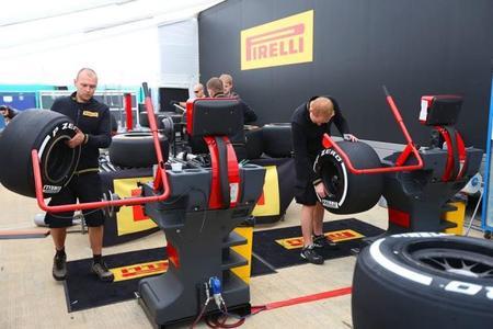 Pirelli anuncia los compuestos para las pruebas en Silverstone