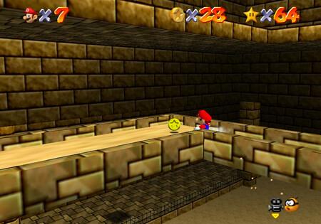 Super Mario 64 Mundo8 Estrella6 02