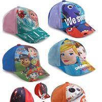 6 Gorras para niños por sólo 3,47 € en Ebay