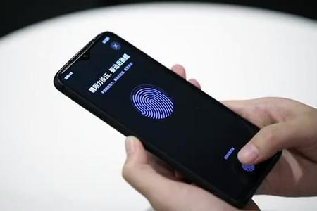 Redmi muestra su lector de huellas bajo una pantalla LCD, listo para su producción en masa