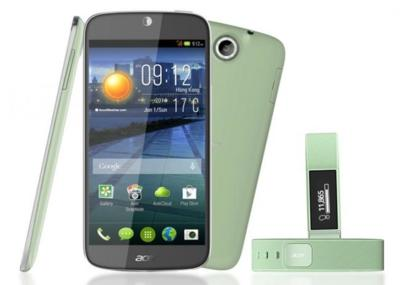 A los Acer Liquid Jade Plus y Liquid Leap se los espera en agosto