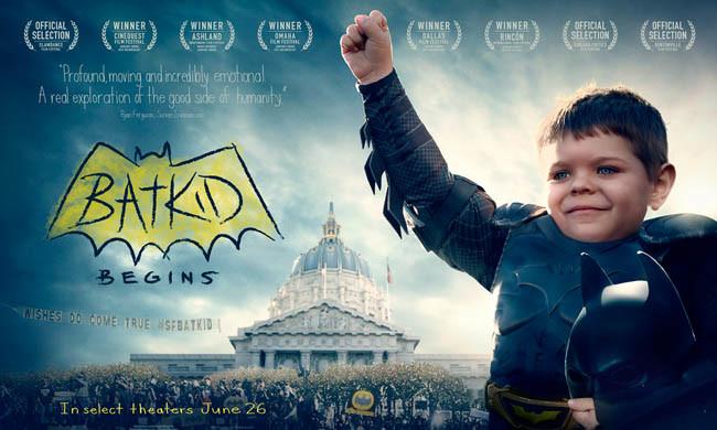 Batkid Poster