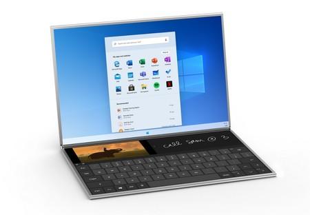 Windows 10x Laptop