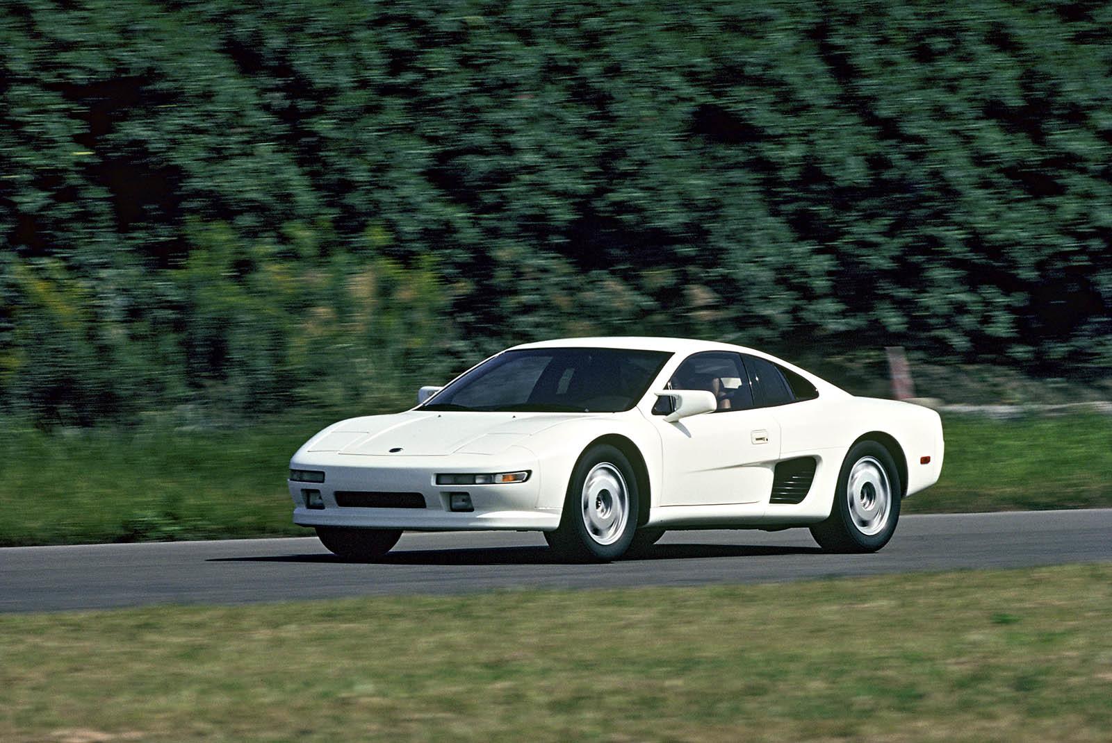 Foto de Nissan MID-4 II 1987 (17/20)