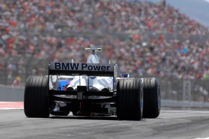 La primera victoria de BMW Sauber, ¿más cerca?