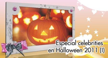 Especial celebrities en Halloween 2011: miedo y muchos disfraces (I)