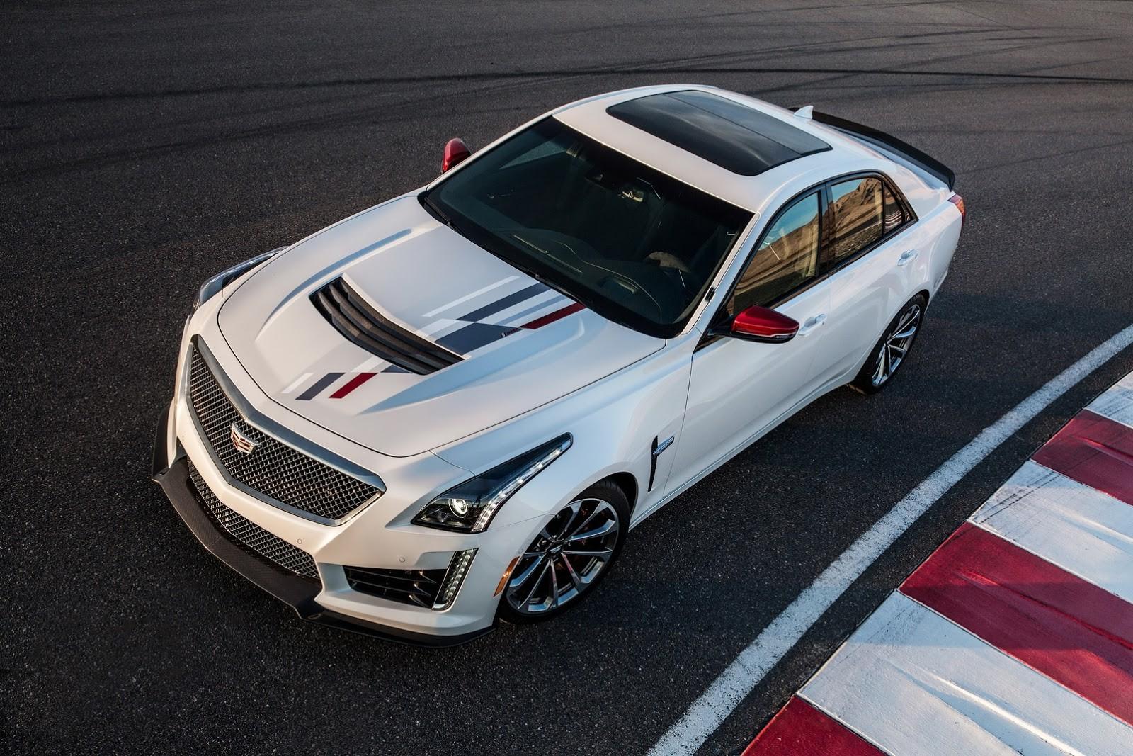 Foto de Cadillac ATS-V y CTS-V Chambipnchip Edition (3/14)