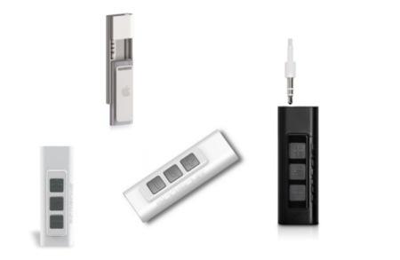 Funda con botones tapSTICK para el Shuffle 3G