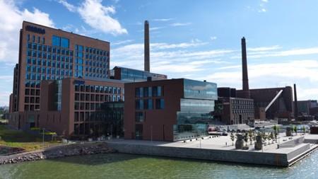 Estacionamiento autos eléctricos en Finlandia