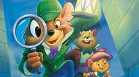 Disney: 'Basil, el ratón superdetective', de Ron Clements, Burny Mattinson, David Michener y John Musker