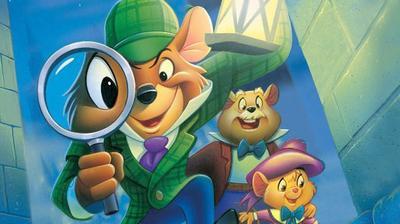 Disney: 'Basil, el ratón superdetective', de Ron Clements, Burny Mattinson, David Michener y John Musker